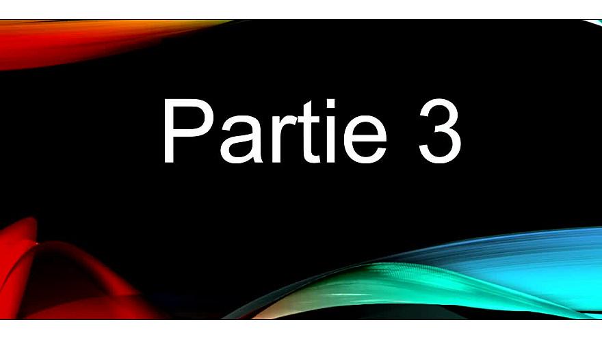 Festival ACALMIA Spécial Confinement - Partie 3/5
